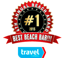 Worldwide's Best Beach Bar Nissakia, �� �������� beach bar �� ��� �� �����