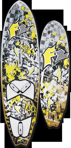 F2 Windsurf Boards | Nissakia Surf Club