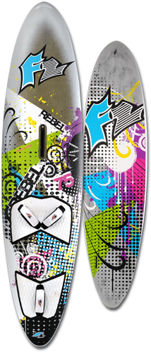 F2 Windsurf Boards | Nissakia Surf Club